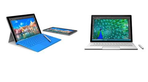 Microsoft Surface Book, Surface Pro 4 launched: A quick look at specs,price