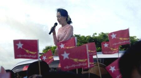aung san suu kyi, aung san suu kyi leader, myanmar, myanmar election, myanmar election news, nld, myanmar nld, National League for Democracy, National League for Democracy, world news, myanmar news, news