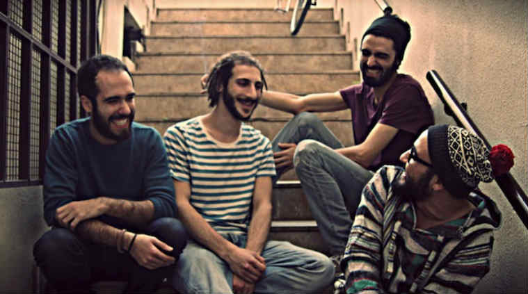 Syrian band whose journey out of Syria became a tour