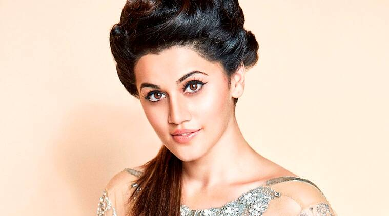 Taapsee Pannu Transported Back To 50 S While Shooting For