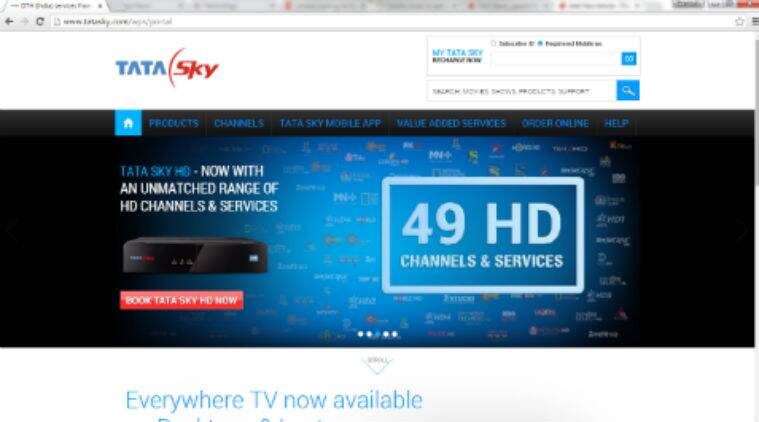 TataSky, TataSky interactive services, 4K TV, Harit Nagpal, TataSky interactive channels, TataSky channels, technology, technology news