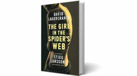 The Girl in the Spider's Web, David Lagercrantz book review, new books, book review