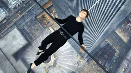 The Walk review, The Walk movie review, Joesph Gordon-Levitt, Charlotte Le Bon, Ben Kingsley. Robert Zemeckis