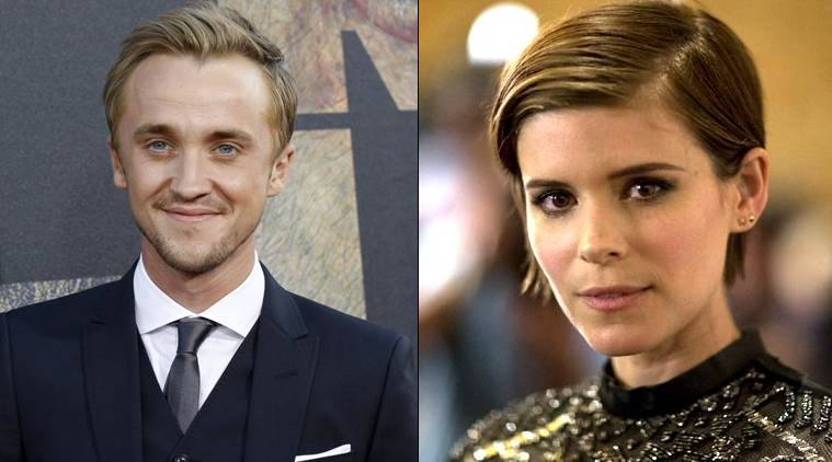 Tom Felton, Kate Mara, Tom Felton Kate Mara, Tom Felton joins Kate Mara, Indie War Hero, Tom Felton Indie War Hero, Tom Felton Movies, Kate Mara Movies, Entertainment news
