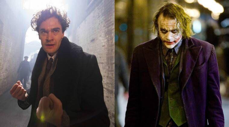 Tom Bateman, The Joker, Heath Ledger