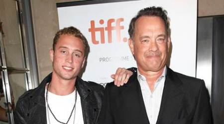 Tom Hanks applauds son for opening up about durg addiction
