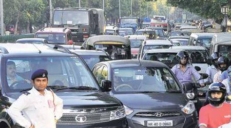 London Congestion Charging Project, even-odd scheme, traffic, traffic control, maharashtra traffic, traffic and pollution, mumbai news