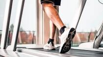 Swap the couch with treadmill to avoid dying early