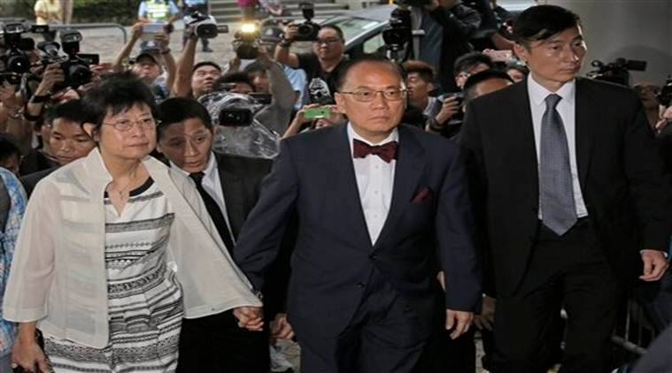 hong kong, hong kong leader, hong kong leader corruption, hong kong leader donald tsang, donald tsang corruption case, donald luxury apartment, donald mainland luxury apartment, donald corruption case, donald hong kong, donald apartment case, shenzhen triplex, chinese business, china govt, china latest news, World news