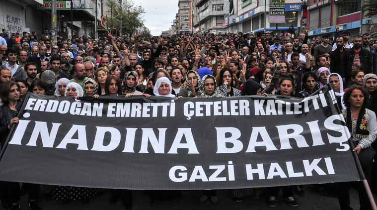 ankara, ankara blast, turkey protest, protests in turkey, ankara suicide blast, ankara bomb blast, turkey blast, turkey news, ankara news, world news