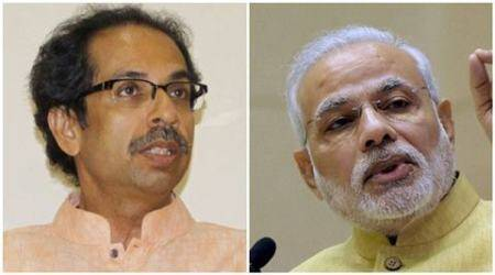 Ally Shiv Sena boycotts PM Modi's Mumbai events, calls it election stunt