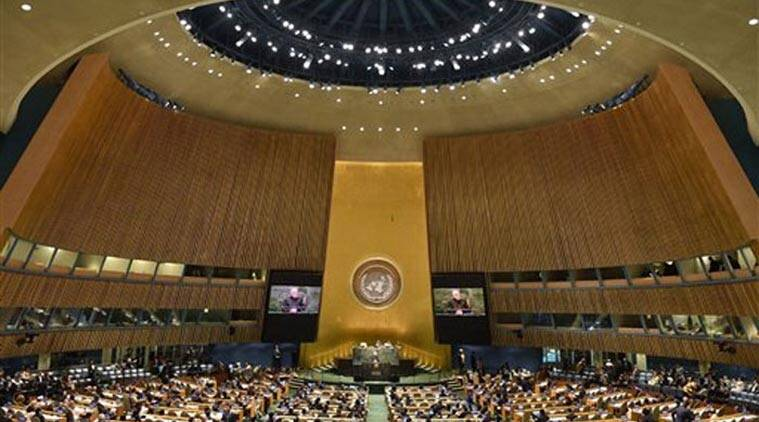 India, UN, UN general assembly, general assembly, UN assembly, UN Isis, ISIS, ISIS threat, ISIS UN, Islamic State, ISIS attack, Islamic State attacks, ISIS violence, islamic state violence, india isis, isis india, india news, isis news, un news