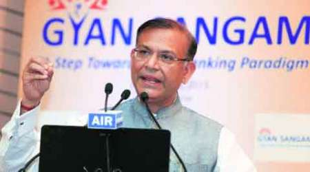Don't get 'carried away' by 'sound-byte warriors': Jayant Sinha