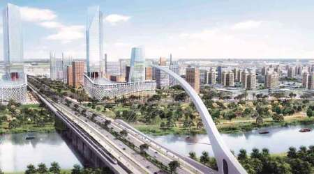 Andhra Pradesh's new capital Amaravati: In Naidu's capital idea, desire to impress, connect