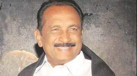 Tamil Nadu: Vaiko stuns party workers, opts out of poll race