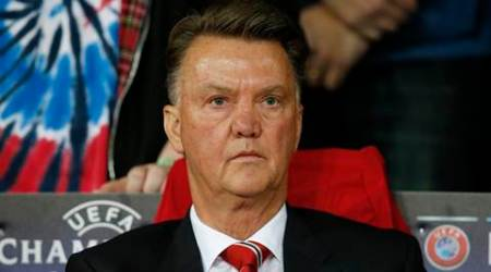 Football - Manchester United v VfL Wolfsburg - UEFA Champions League Group Stage - Group B - Old Trafford, Manchester, England - 30/9/15 Manchester United manager Louis van Gaal Reuters / Andrew Yates Livepic EDITORIAL USE ONLY.