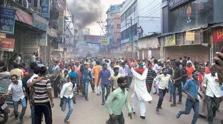 varansi violence, banaras violence, varanasi news, varanasi idol news, varanasi protests news, india news, up news, latest news