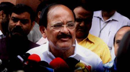 Skill development projects now CSR activity: Venkaiah Naidu