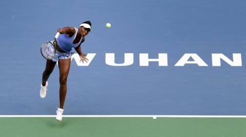 Venus Williams on an upswing after Wuhan win