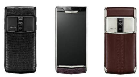 Vertu launches new premium Signature Touch smartphone
