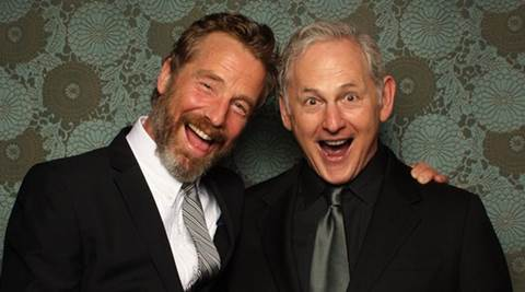 Victor Garber, Rainer Andreesen, Victor Garber Rainer Andreesen, Victor Garber Rainer Andreesen Married, Victor Garber Rainer Andreesen Wedding, Victor Garber marries Rainer Andreesen, Entertainment news