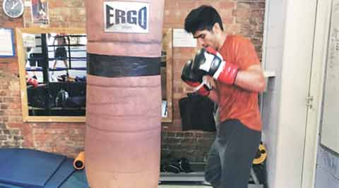 Vijender Singh, lonely in his corner