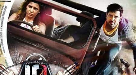 Vikram, 10 Endrathukulla, Vikram 10 Endrathukulla, Vikram in 10 Endrathukulla, Vikram 10 Endrathukulla Movie, Vikram 10 Endrathukulla Stunts, Vikram upcoming Movie, Entertainment news