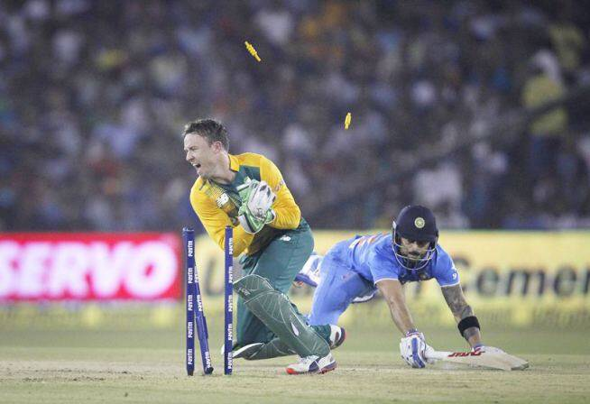 India vs South Africa, 2nd T20: IE's Sports Desk Reacts To India's Innings Against SA