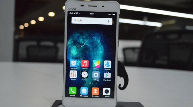 Vivo V1 Max is a mid-range phone that looks a lot like the flagship X5 Max smartphone