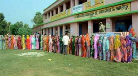 Bihar elections: Longer queues, thanks largely to women