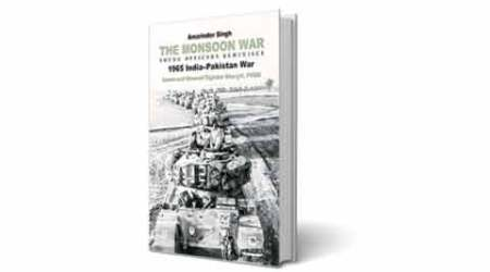 The Monsoon War, 1965 India-Pakistan War, India-Pakistan War, Amarinder Singh, Tajinder Shergill, book review, new books, book review