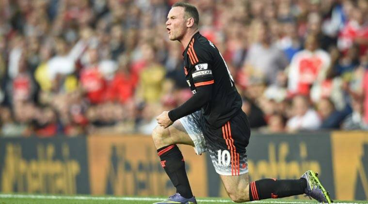Wayne Rooney, Manchester United, Rooney Manchester United, Michael Carrick, Manchester United Rooney, English Premier League, EPL Rooney, Rooney EPl, Football news, Football