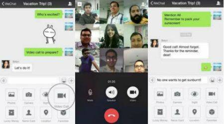 WeChat launches group video calling feature to its Android, iOS app