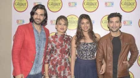 'Wedding Pullav' actors grace bridal lifestyleexhibition