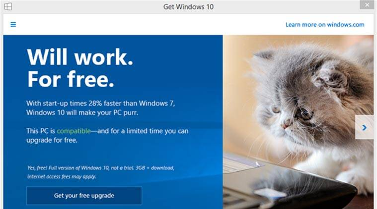 Microsoft to make Windows 10 recommended upgrade early next year (Source: Microsoft)