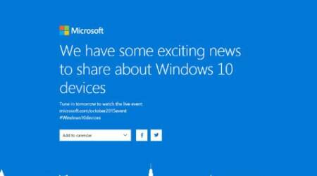 Live: Microsoft Lumia 950, Surface Pro 4 launch event