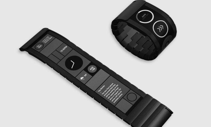 Wove, Wove by Polyera, Wove smartband, Flexible display, Flexible display smartband, Wove with flexible screen, technology, technology news