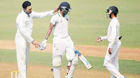 With a double ton, Iyer bashes Punjab