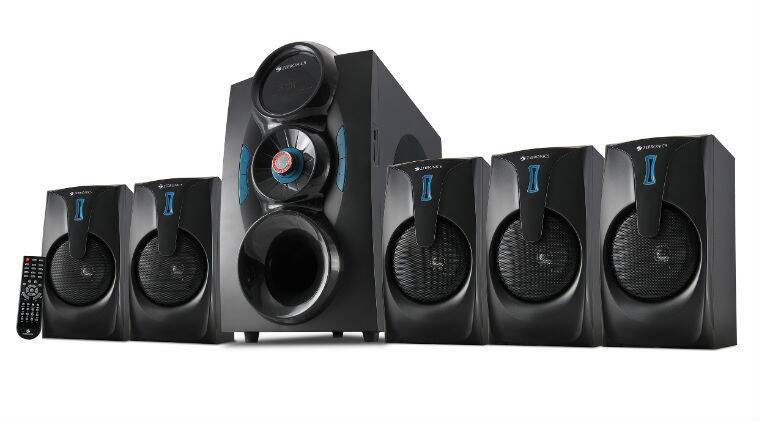 Zebronics, speakers, Zebronic speakers, 5.1 channel speakers, ZEB–SW9451RUCF price, ZEB–SW9451RUCF specs, ZEB–SW9451RUCF features, Zebronic speaker price, Zebronic speaker specs, Zebronic speakers features,
