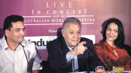 Zubin Mehta: Return of awards major movement