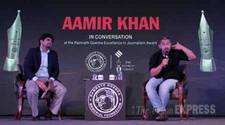 Aamir Khan on intolerance: Kiran asked me if we should move out ofIndia