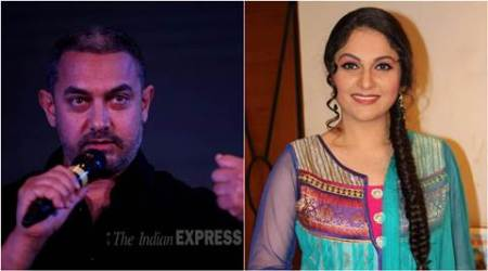 Aamir Khan's contribution towards cinema is immense: Gracy Singh