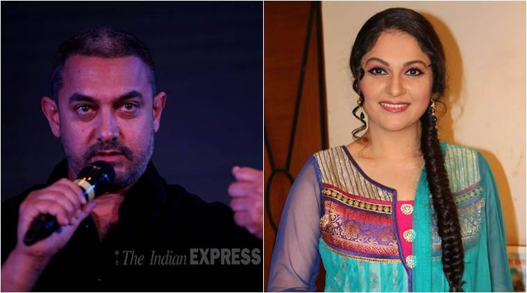 Aamir Khan, Aamir Khan intolerance, Aamir Khan remarks on Intolerance, Aamir Khan on Intolerance in India, Gracy Singh, Entertainment news
