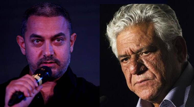 65-year-old Om Puri also said that such remarks by Aamir Khan could incite people against each other.