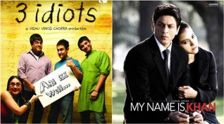 Aamir Khan, 3 Idiots, Shah Rukh khan, My name is Khan, Aamir Khan 3 Idiots, Shah Rukh khan My name is khan, SRK my name is khan, Young Woo Kim, Entertainment news