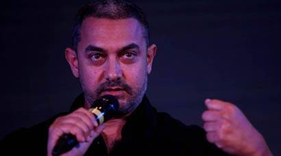 Aamir Khan at #RNGAwards: 'There is a sense of growing disquiet'