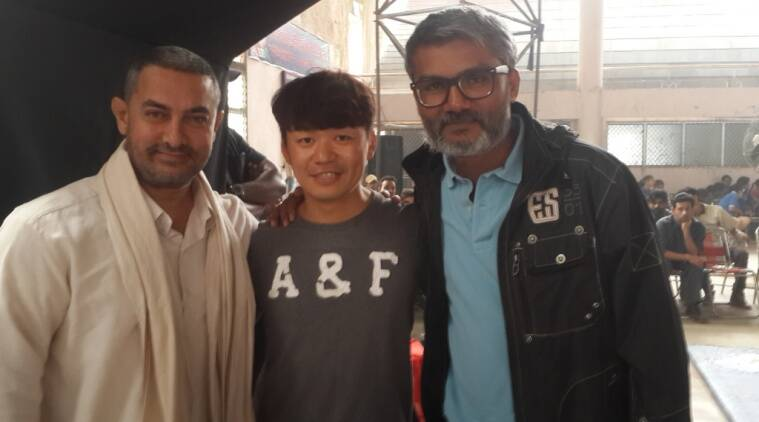 Aamir Khan, Wang Bao, Dangal, bollywood