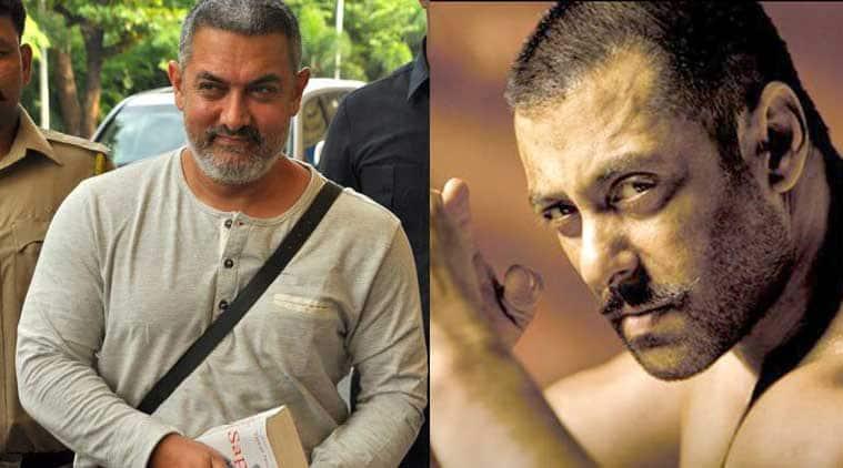 Aamir Khan, Salman Khan, Dangal, Sultan