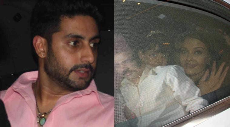 Abhishek Bachchan Daughter Birthday