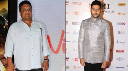 Abhishek Bachchan, Sanjay Gupta, Ek Tha Gangster, Abhishek Bachchan Ek tha Gangster, Abhishek Bachchan upcoming Movies, Abhishek Bachchan Latest Movies, Sanjay Gupta ek Tha Gangster, Entertainment news
